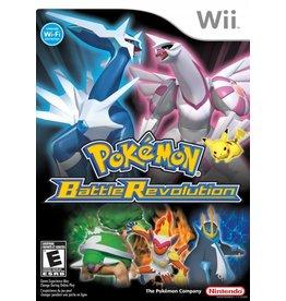 Nintendo Wii Pokemon Battle Revolution