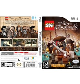 Nintendo Wii LEGO Pirates of the Caribbean: The Video Game