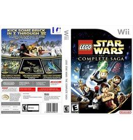 Nintendo Wii LEGO Star Wars Complete Saga