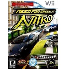 Nintendo Wii Need for Speed Nitro