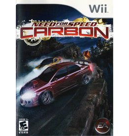 Nintendo Wii Need for Speed Carbon