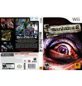 Nintendo Wii Manhunt 2