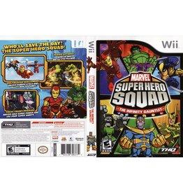 Nintendo Wii Marvel Super Hero Squad: The Infinity Gauntlet