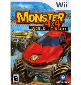 Nintendo Wii Monster 4X4 World Circuit