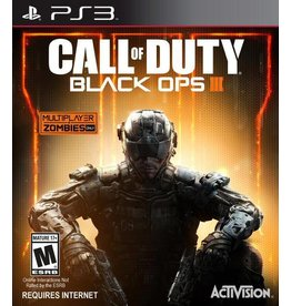 Playstation 3 Call of Duty Black Ops III