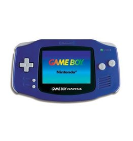 Gameboy Advance Gameboy Advanced Console