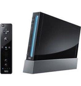 Nintendo Wii Wii Console Black