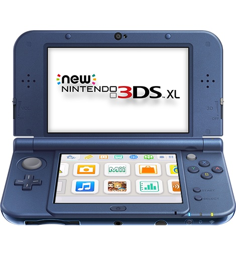 Nintendo 3DS Nintendo 3DS XL Console
