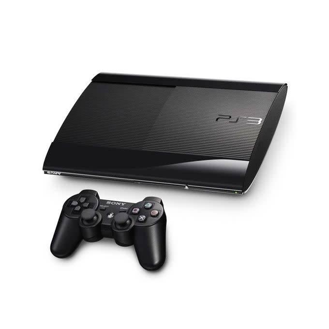 Sony Playstation 3 (PS3) Sony PlayStation 3 (PS3) Console - Super Slim 12GB