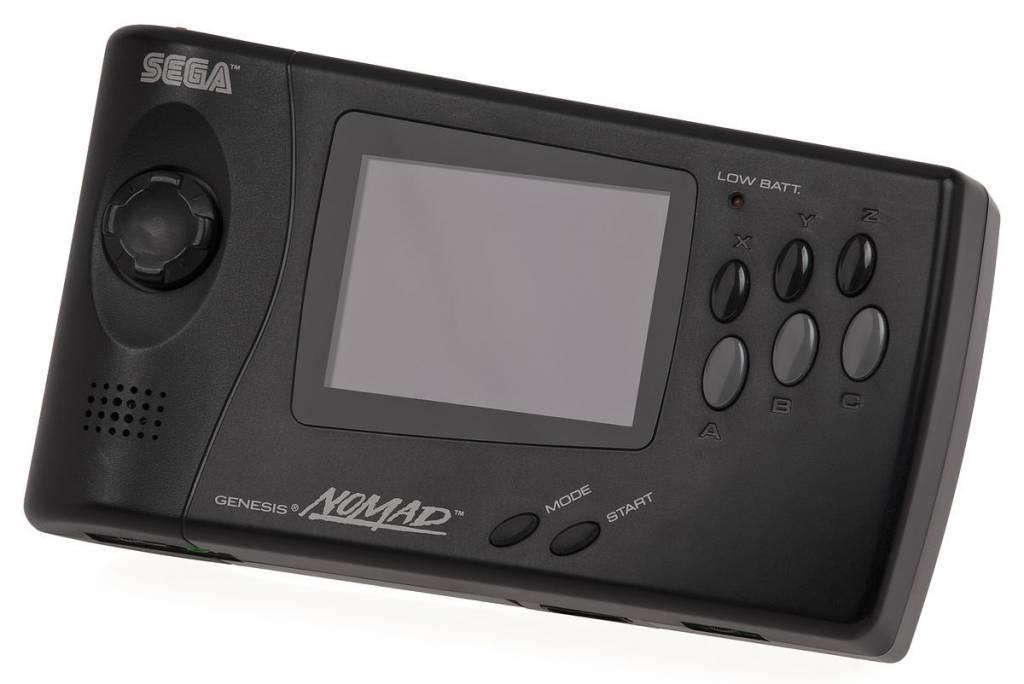 Sega Genesis Sega Nomad Console