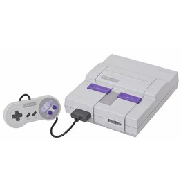 Nintendo Super Nintendo (SNES) Super Nintendo Entertainment System (SNES) Console