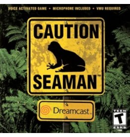 Sega Dreamcast Seaman