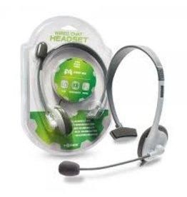 Xbox 360 360 Hyperkin Microphone Headset (White)