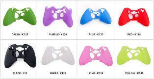 360 Silicone controller skin (used)