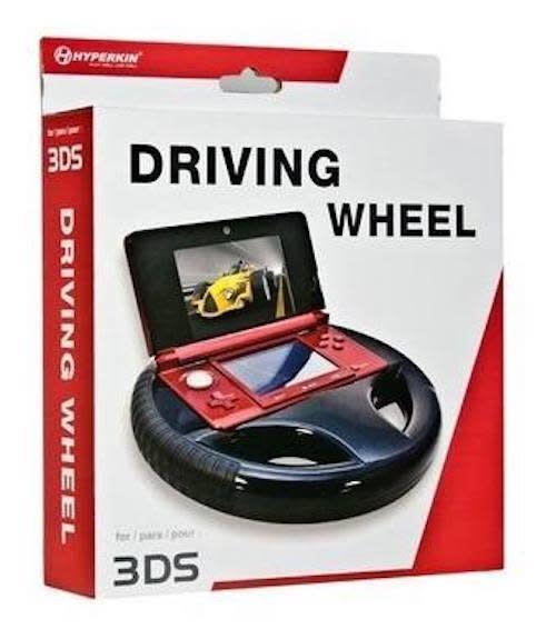 Nintendo 3DS 3DS Driving Wheel