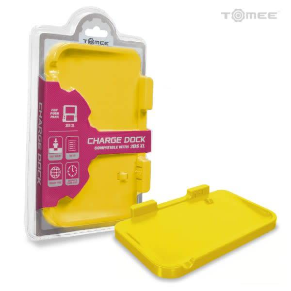 Nintendo 3DS 3DS XL Charge Dock - Yellow