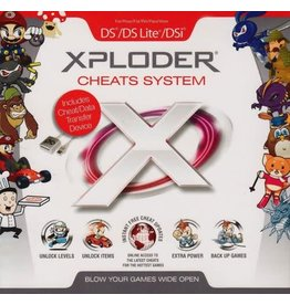 Nintendo DS DS Xploder Cheat System