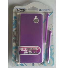 Nintendo DS DSi Aluminum Shell - Purple