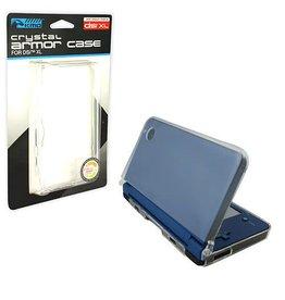 Nintendo DS DSi XL Crystal Armor Case - Crystal