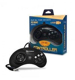 Sega Genesis Genesis GN6 USB Controller