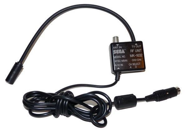 Sega Genesis Genesis RF Cable 1st Gen (Used)