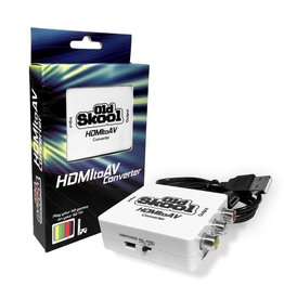 Generic HDMI to AV Converter