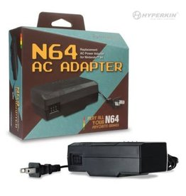 Nintendo 64 N64 AC Adapter Hyperkin