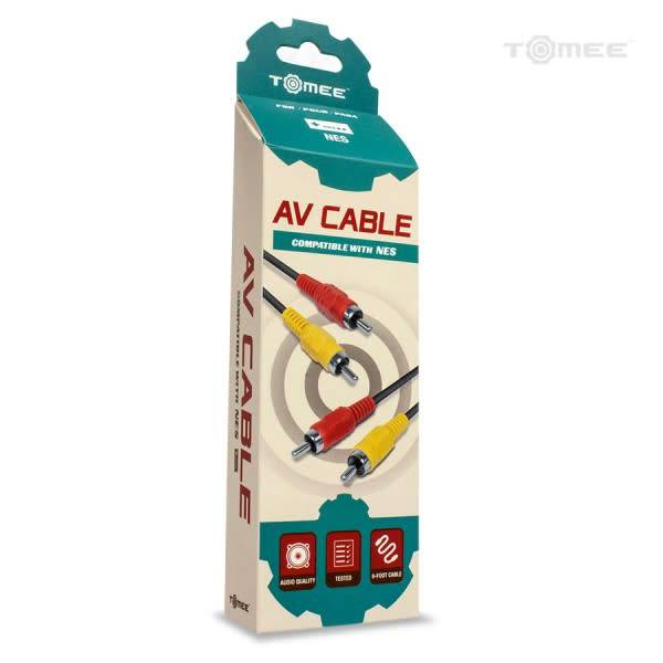 Nintendo (NES) NES 2 Prong AV Cable