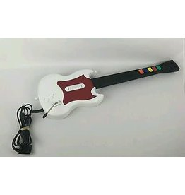 Playstation 2 PS2 Guitar Hero Wired Controller (Used)