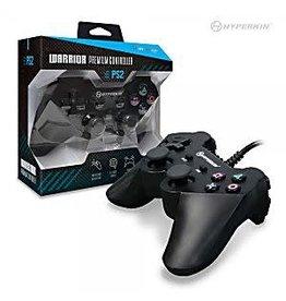 Playstation 2 PS2 Wired Controller - Black (Warrior Premium)