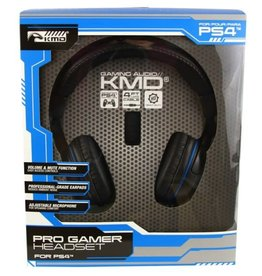 Sony Playstation 4 (PS4) PS4 KMD Pro Gamer Headset
