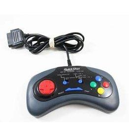 Nintendo Super Nintendo (SNES) SNES Quick Shot Controller (Used)