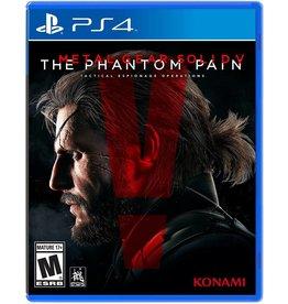 Sony Playstation 4 (PS4) Metal Gear Solid V: The Phantom Pain