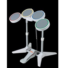 Nintendo Wii Wii Drums - Rock Band Wired (Used)