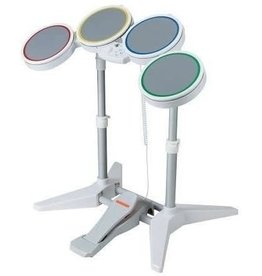 Nintendo Wii Wii Drums - Rock Band Wireless (Used)
