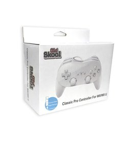 Nintendo Wii Wii Grip Style Classic Controller - White