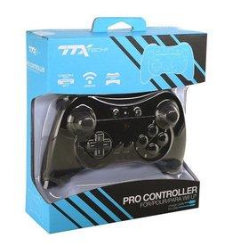 Nintendo Wii U Wii U 3rd Party Pro Controller - Black