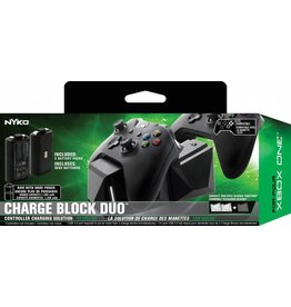 Xbox One Xbox One Charge Block Duo by NYKO