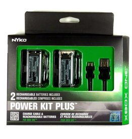 Microsoft Xbox One Xbox One Power Kit Plus by NYKO