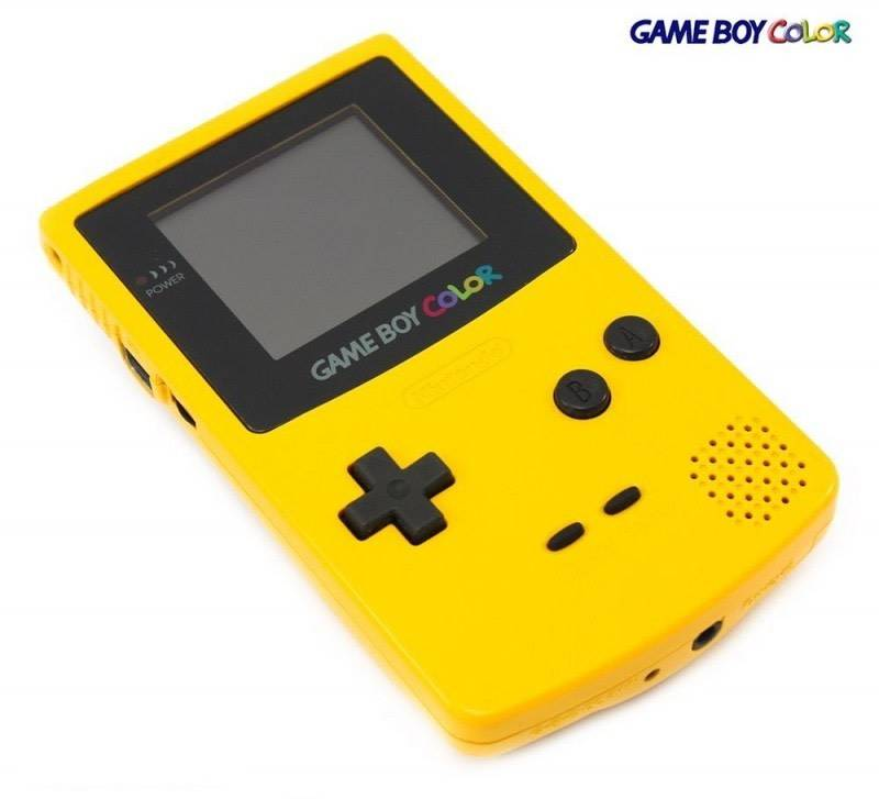 Gameboy Gameboy Color Console