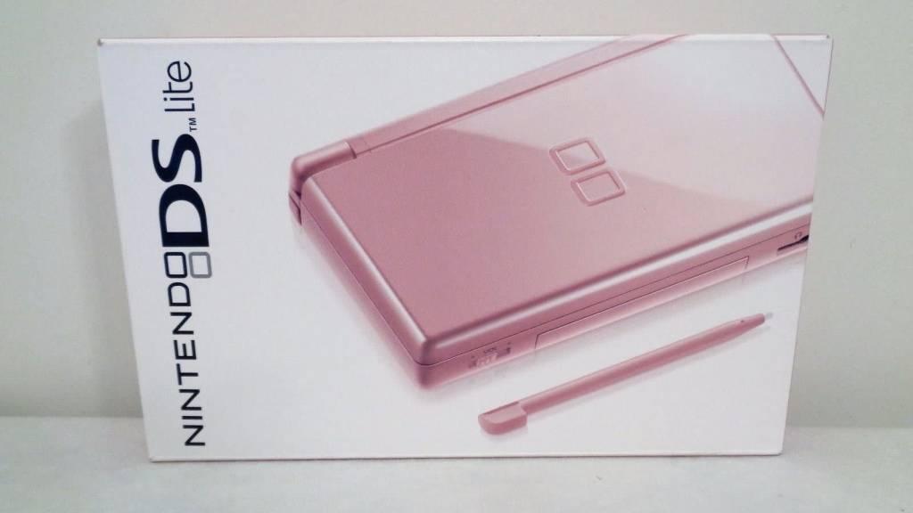 Nintendo DS NDS Lite Console CIB