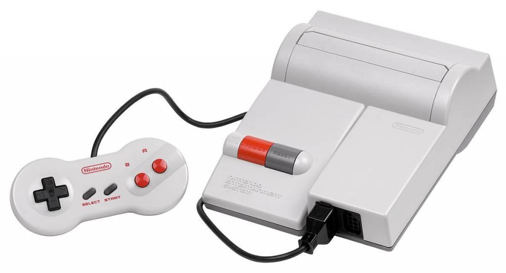 Nintendo NES NES Top Loader Console