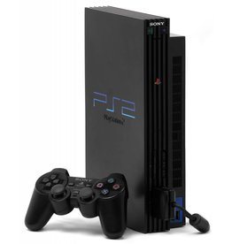 Playstation 2 PS2 Fat Console