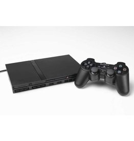 Playstation 2 PS2 Slim Console Black