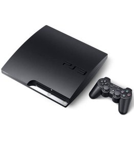 Playstation 3 PS3 Slim Console 160GB