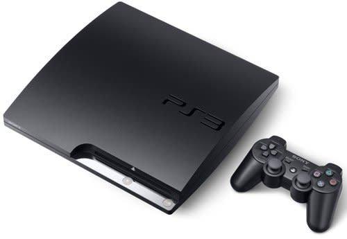 Playstation 3 PS3 Slim Console 500GB