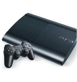 Sony Playstation 3 (PS3) Sony PlayStation 3 (PS3) Console - Super Slim 250GB