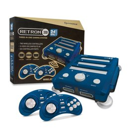 Retron Retron 3 Console Blue (New)