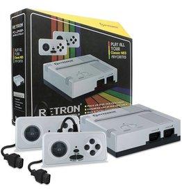 Retron Retron NES Console Silver (New)