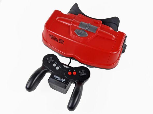 Nintendo Virtual Boy Virtual Boy Console
